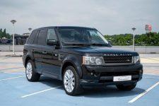 Queric Range Rover Sport